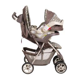 Graco Spree Travel System In Barcelona Bluegrass With 25 Rebate Free Shipping Today