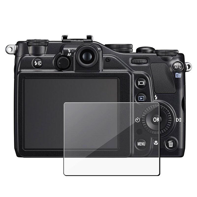 BasAcc Screen Protector for Nikon CoolPix P7000