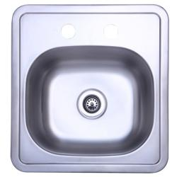 Popular Stainless Steel Bar Surface-mount Sink