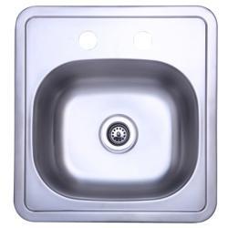 Popular Stainless Steel Bar Surface-mount Sink