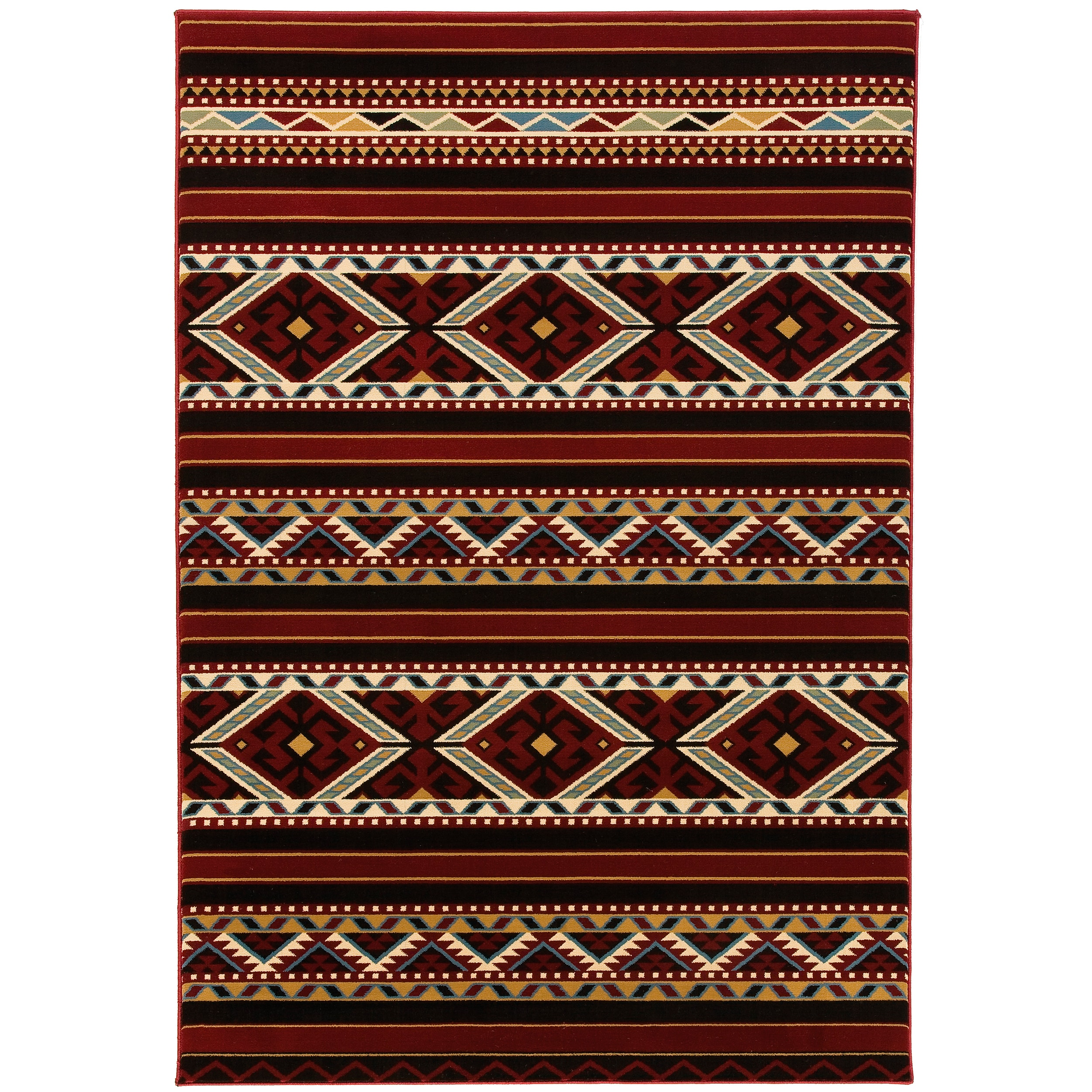 Shop Dick Idol Meticulously Woven Southwestern Aztec