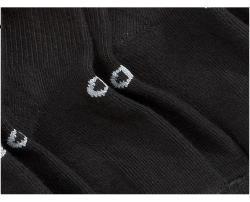 Champion Men's 'Performance' Black Ankle Socks (6 Pairs) - Thumbnail 2