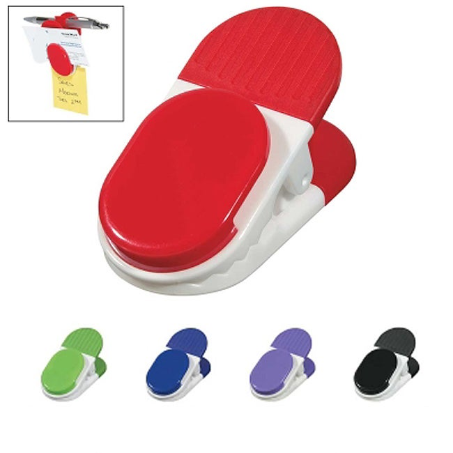 Memo Clip with Pen Holder (Case of 250)