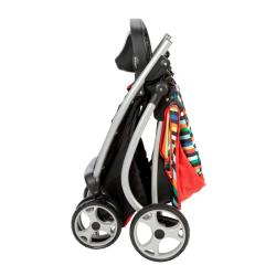 Safety 1st SleekRide Travel System in London Stripe - Thumbnail 2