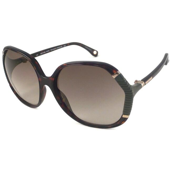 Michael Kors MKS678 Marrakech Women's Oversize Sunglasses