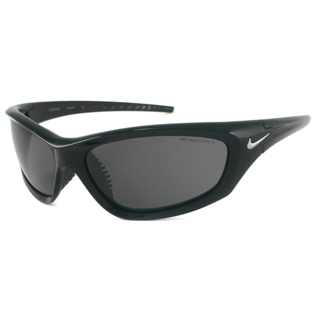 8183abc96f30 Shop Nike Overpass Men s Sport Wrap Sunglasses - Free Shipping Today -  Overstock - 6605156