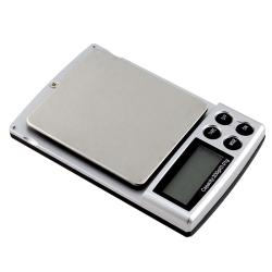 Black Digital 0.4-pound Pocket Scale