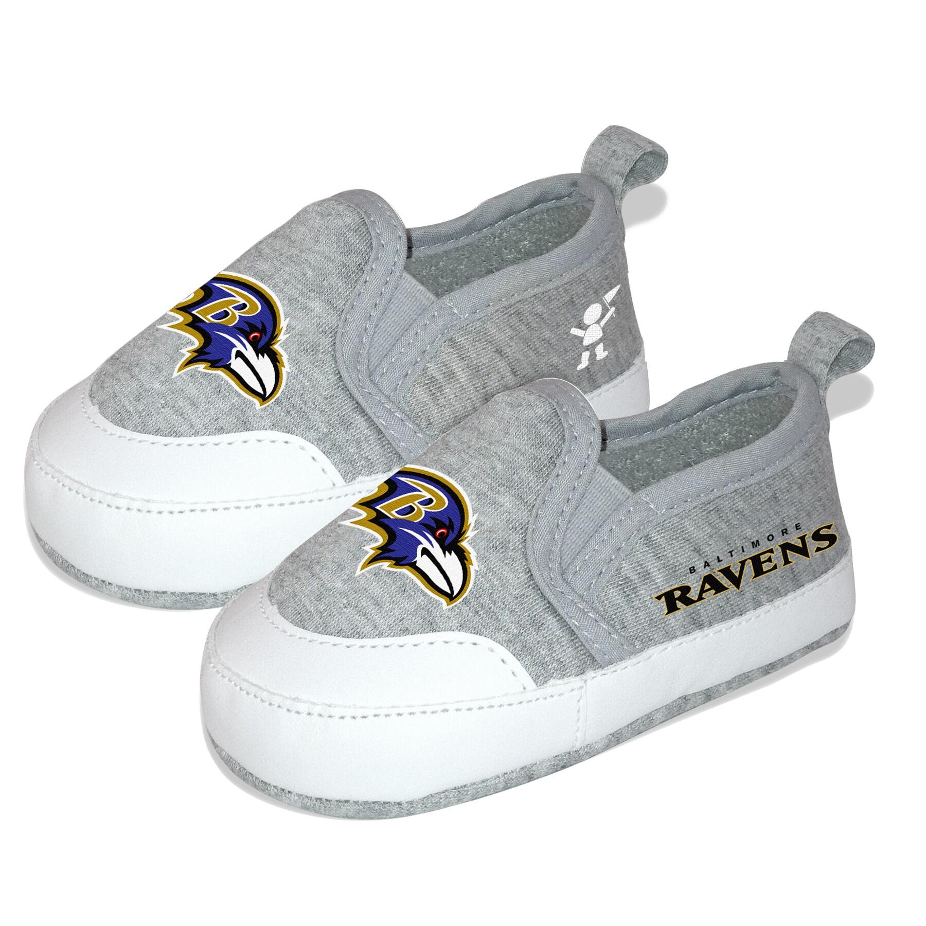 Baltimore Ravens Pre-walk Baby Shoes