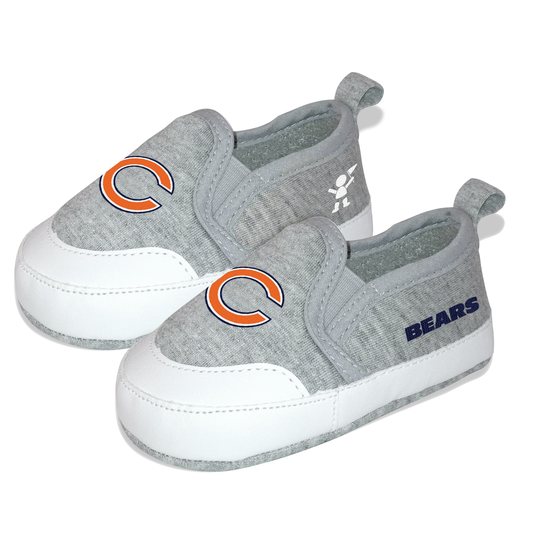 Chicago Bears Pre-walk Baby Shoes