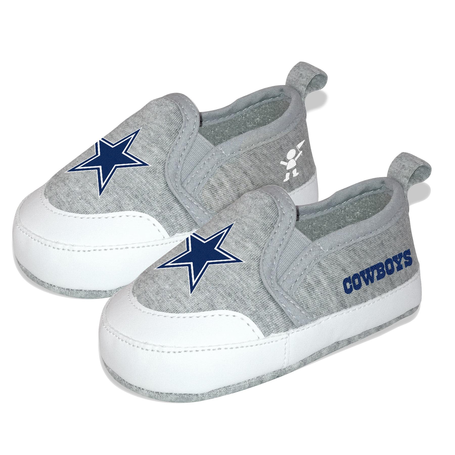 Dallas Cowboys Pre-walk Baby Shoes