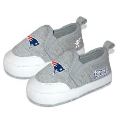 Soft Soled New England Patriots Baby Shoes by ... |New England Patriots Crib Shoes