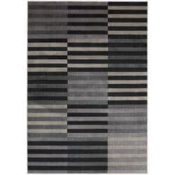 Nourison Utopia Multi Abstract Rug (5'3 x 7'5) - 5'3 x 7'5 - Thumbnail 0