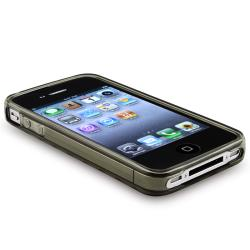 BasAcc Apple iPhone 4 TPU Rubber Skin Case - Thumbnail 1