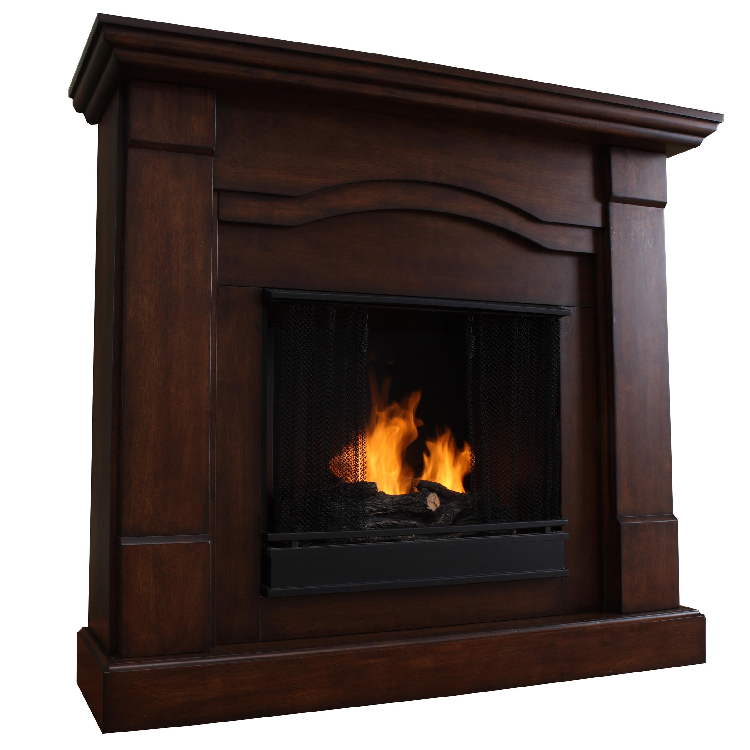 The Frisco Gel Fireplace by Real Flame