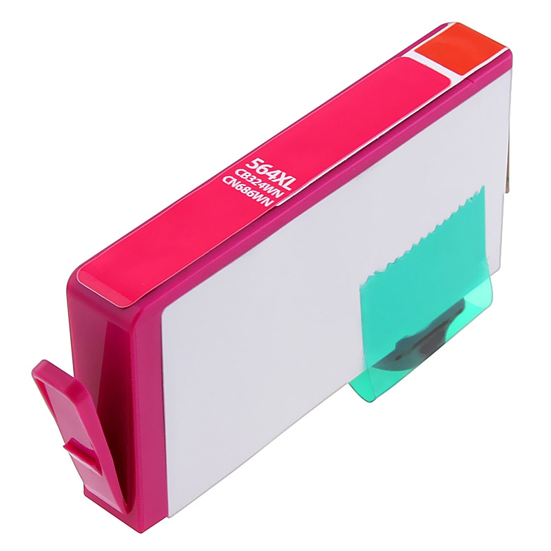 HP 564XL M/ CN686WN Magenta Ink Cartridge (Remanufactured) - Thumbnail 0