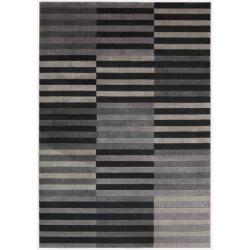 Nourison Utopia Multi Abstract Rug (3'6 x 5'6)