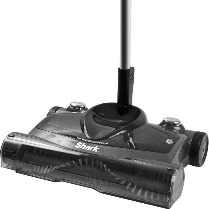 Shop Shark Cordless Sweeper 3 Speed Vacuum Refurbished