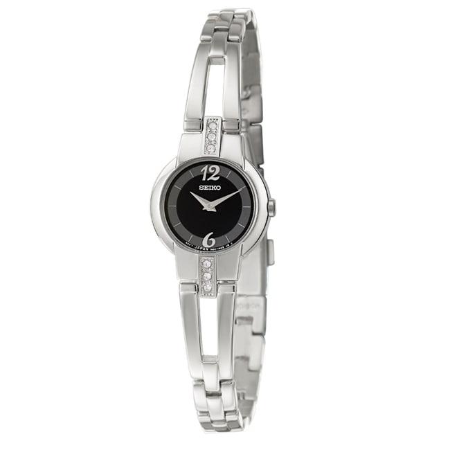 Seiko Women's SUJG43 Dress Stainless Steel Watch