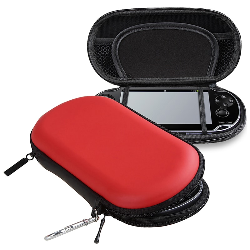 Red Eva Case for Sony Playstation Vita