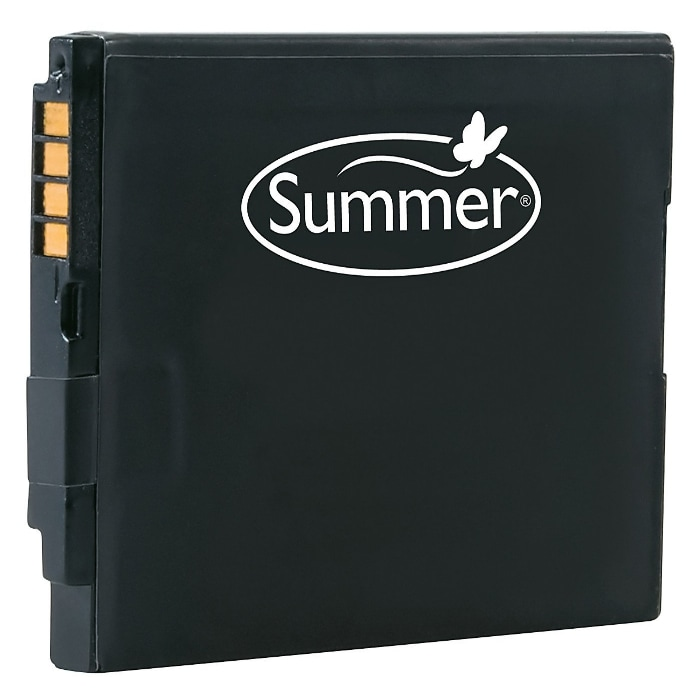 Summer Infant Universal Video Monitor Extra Battery