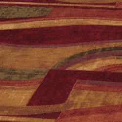 Picasso Multi Contemporary Rug (2'6 x 4'2)