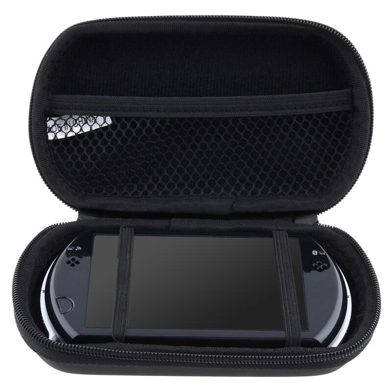BasAcc Black Eva Case for Sony PSP Go