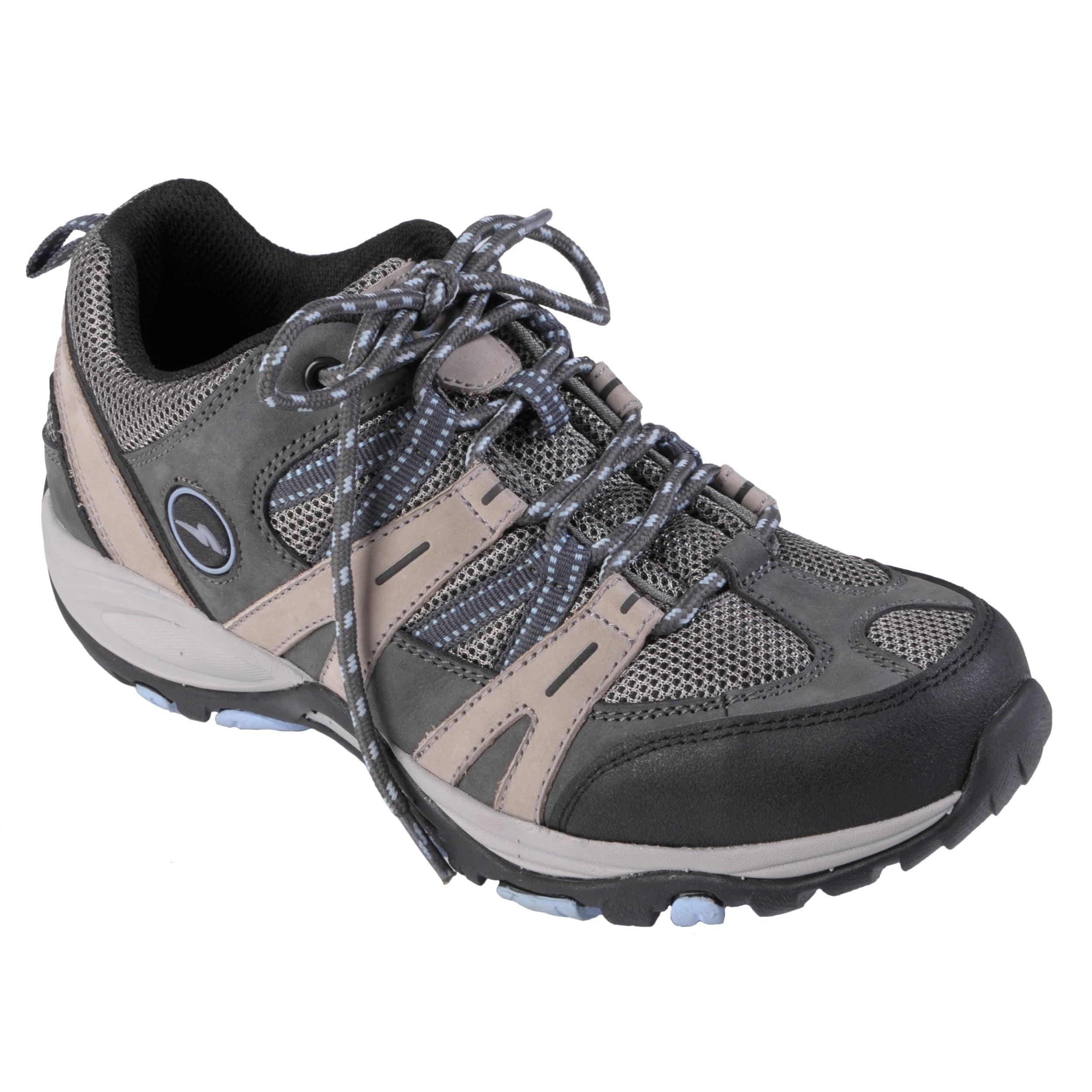 Slickrock Women's Lightweight Waterproof Lace-up Hiking Shoes