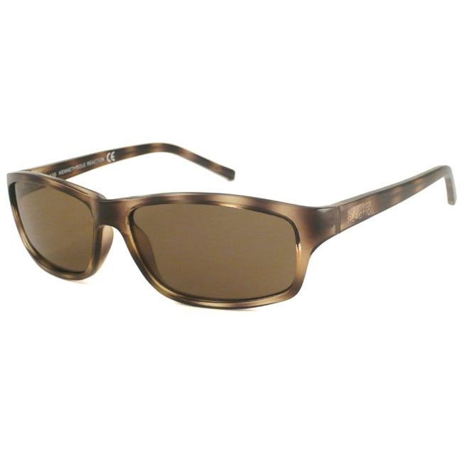 Kenneth Cole Reaction KC2281 Men's Rectangular Sunglasses