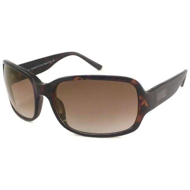 Kenneth Cole Reaction KC2332 Womens Rectangular Sunglasses