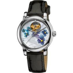 Tissot Women's 'Lady Heart' Lavender Mother of Pearl Dial Watch