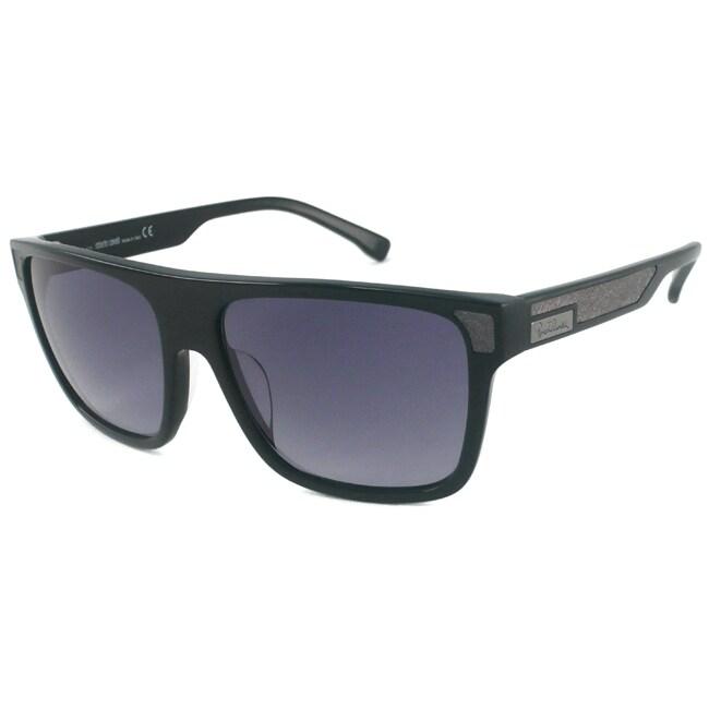 Roberto Cavalli RC593S Begonia Men's Unisex Rectangular Sunglasses