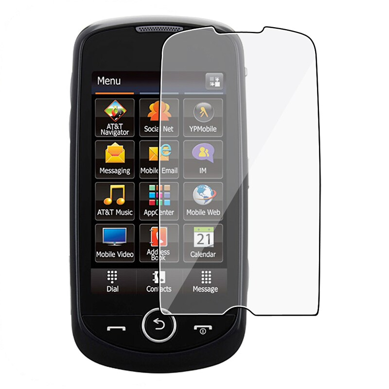 Screen Protector for Samsung Solstice 2 A817