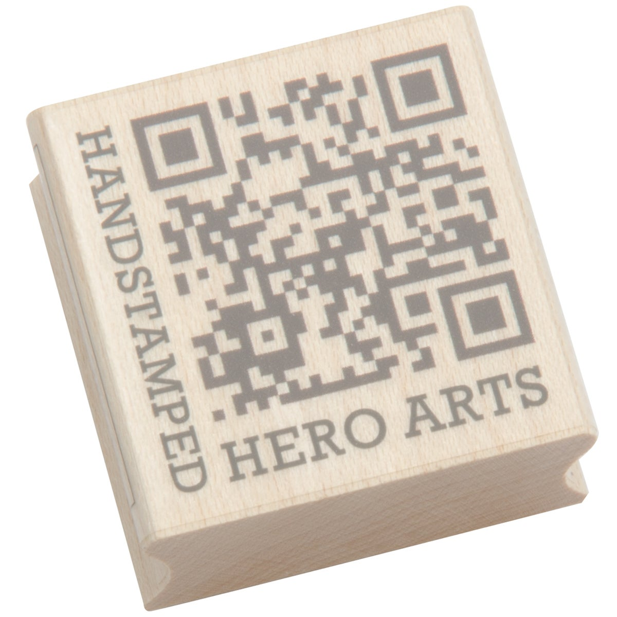 Hero Arts Handstamped Mounted Rubber Stamp