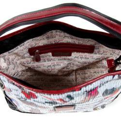 Nicole Lee 'Rach Shoe' Sequin Hobo Bag