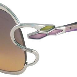Roberto Cavalli Women's 'RC578S Mimosa' Rectangular Sunglasses - Thumbnail 1