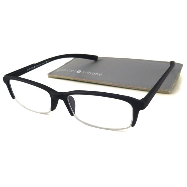 Gabriel+Simone Readers Men's 'Avignon' Reading Glasses - Thumbnail 0