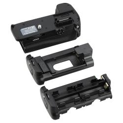 BasAcc Battery Grip with Holder for Nikon D7000 - Thumbnail 1