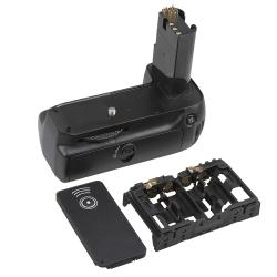 BasAcc Vertical Grip Battery Holder With IR Remote for Nikon D80/ D90 - Thumbnail 2
