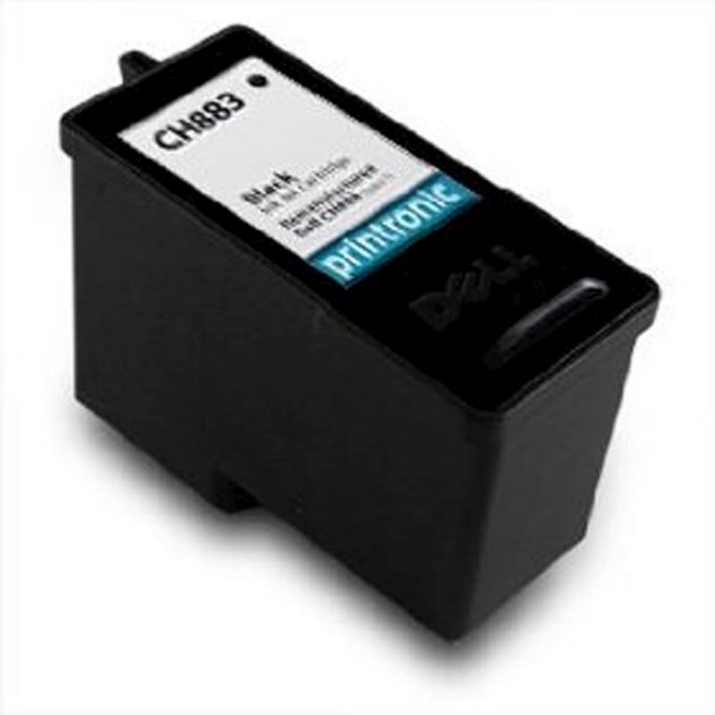 Dell 7 CH883 Black Ink Cartridge (Remanufactured)