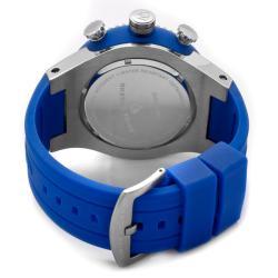 Swiss Legend Men's 'Neptune' Blue Silicone Watch