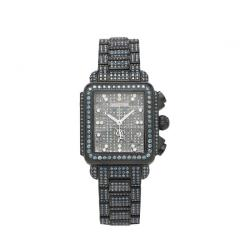 Joe Rodeo Women's Madison Blue Diamond Watch