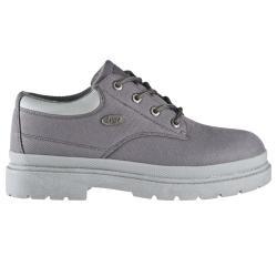 Lugz Men's 'Drifter Lo Ballistic' Grey Boots