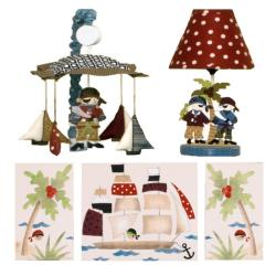 Cotton Tale Pirates Cove Decor Kit