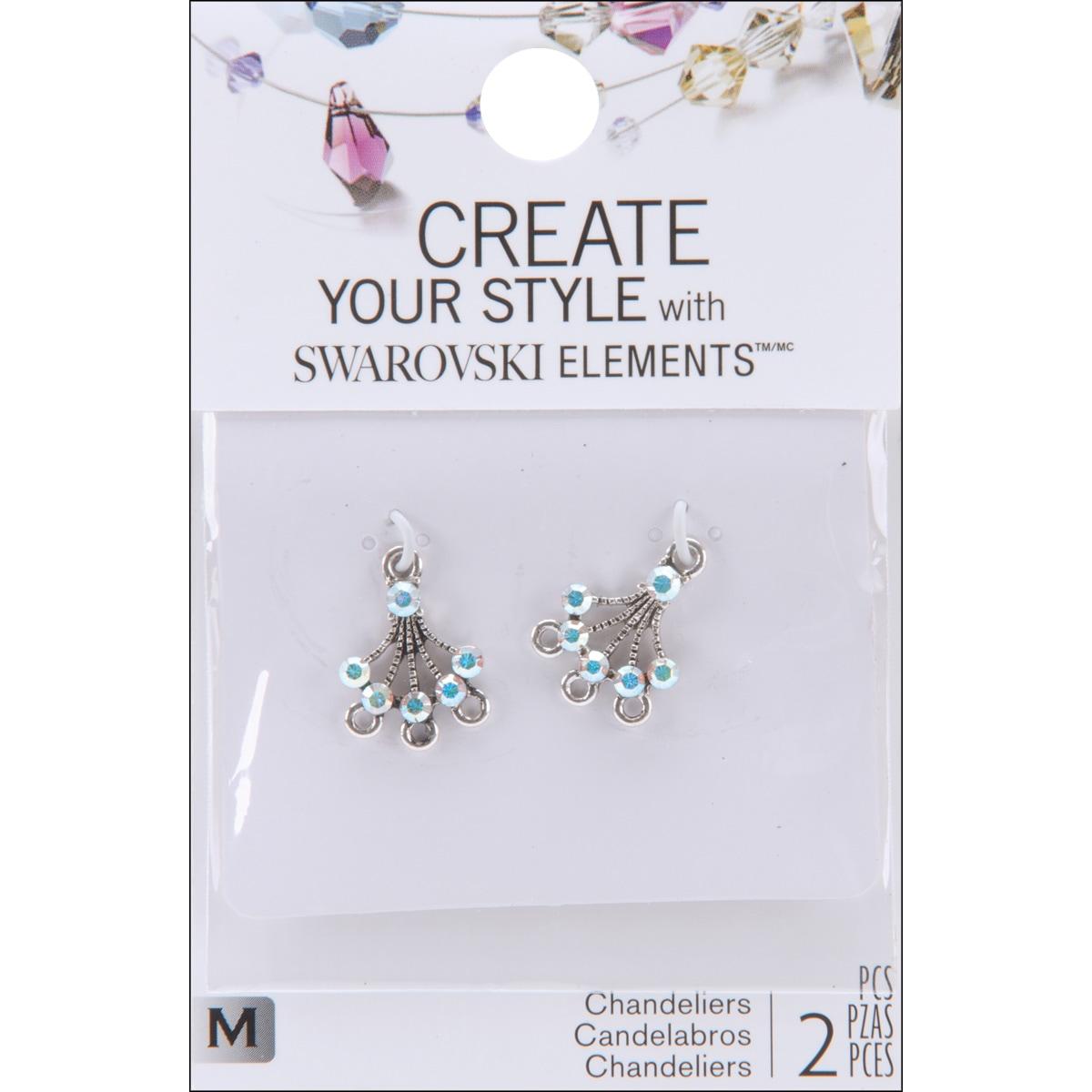 Jolee's Jewels  Elements Chandeliers-Earring Spray