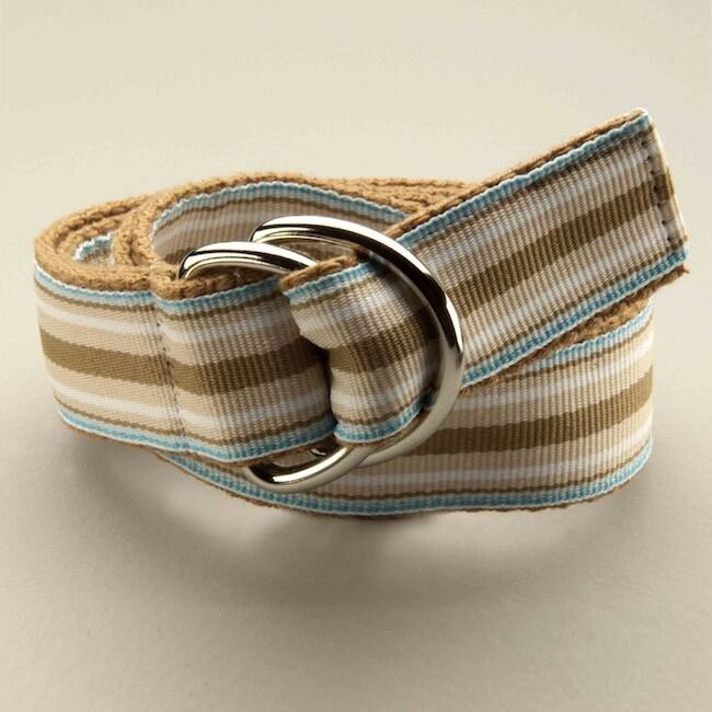 Sandcastle Kids D-Ring Belt