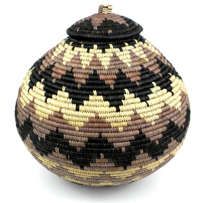 Ukhamba Beer Basket (South Africa)