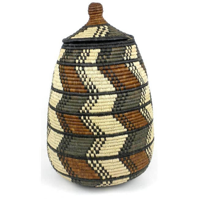 Ukhamba Beer Basket (South Africa)