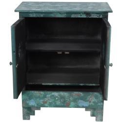 Small Distressed Wedding Cabinet (China) - Thumbnail 1