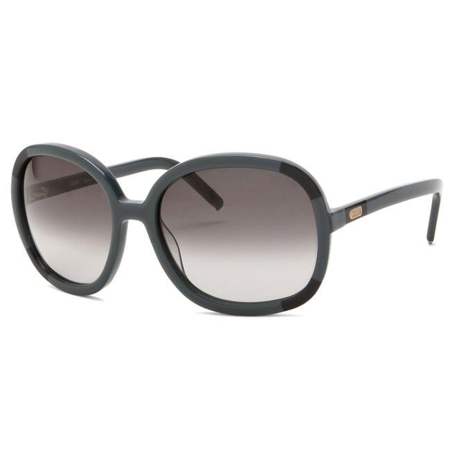 Chloe Women's 'Abelie' Grey Fashion Sunglasses