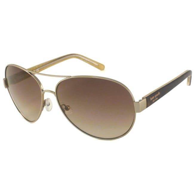 Kate Spade Alessia Women's Aviator Sunglasses